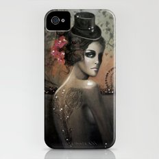 Dawn in Autumn iPhone (4, 4s) Slim Case