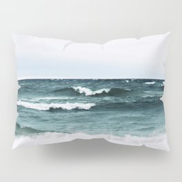 Turquoise Sea #3 Pillow Sham