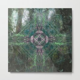 Spirit of Nature Metal Print