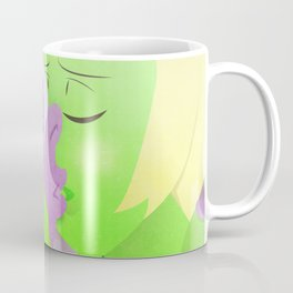 Kiss On My List Coffee Mug