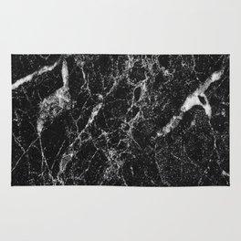 Black Marble 2 Rug