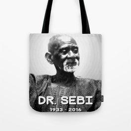 Dr. Sebi Tote Bag