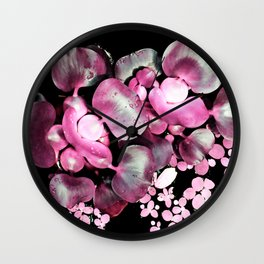 water plants dreams Wall Clock