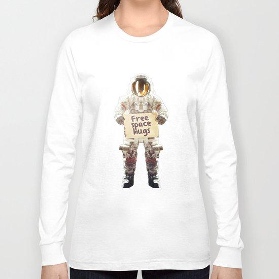 Space hugs Long Sleeve T-shirt