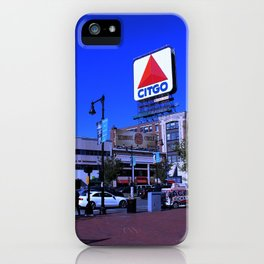 Kenmore sq 2 iPhone Case