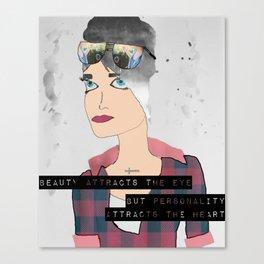 Rachel Canvas Print