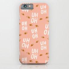 Uh-Oh Pattern Slim Case iPhone 6s