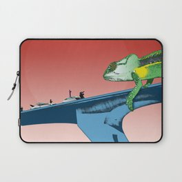 Deserted possibility Laptop Sleeve