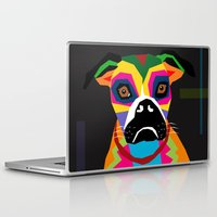 doge Laptop & iPad Skins featuring doge by YehudArt