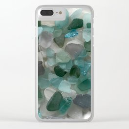 Acquiring an Ocean of Mermaid Tears Clear iPhone Case