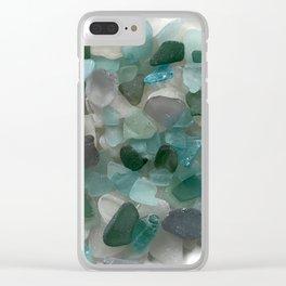 An Ocean of Mermaid Tears Clear iPhone Case
