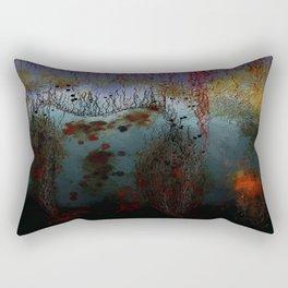 Broken Visions Rectangular Pillow
