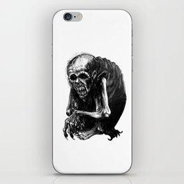 Wendigo iPhone Skin