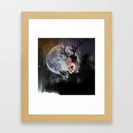 Antares Framed Art Print