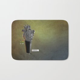 CRZN Dynamic Microphone - 003 Bath Mat