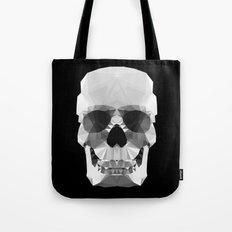 Polygon Heroes - Crystal Skull Tote Bag