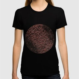 Autumn's red hedge T-shirt