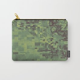 Crops of California - Enchanted Teal Pastures Carry-All Pouch