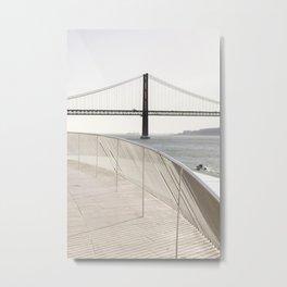 24 Metal Print