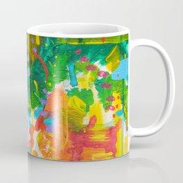 My Colour Wheel Exploded Coffee Mug