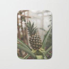 Pineapple Plant Bath Mat