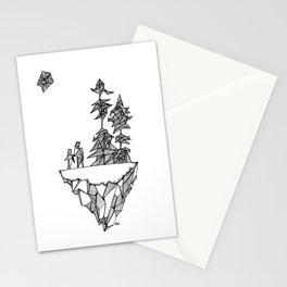 Moon Gazer Stationery Cards