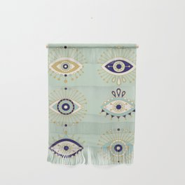 Evil Eye Collection Wall Hanging