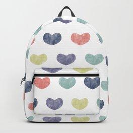 Cute Hearts IV Backpack