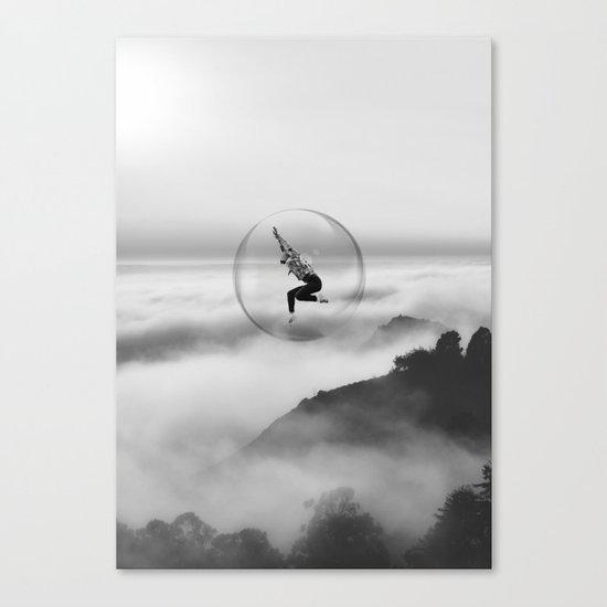 Evade Canvas Print