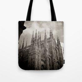 Duomo of Milan Tote Bag
