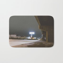 Overpass Passage Bath Mat