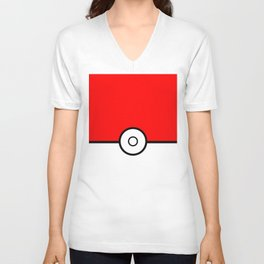PokéBall - Pokémon Unisex V-Neck