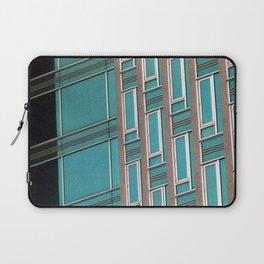 Manhattan Windows - The Sea Laptop Sleeve