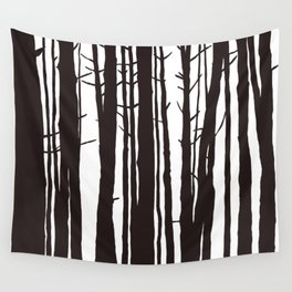 The Trees and The Forest Wall Tapestry