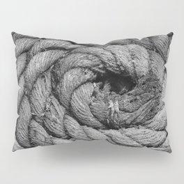 Ties that Bind Pillow Sham