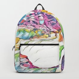 Rainbow Road Backpack