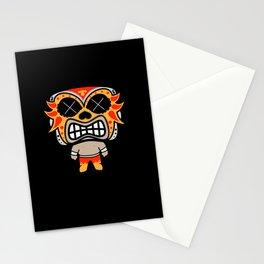LLAMAS DEL INFIERNO Stationery Cards