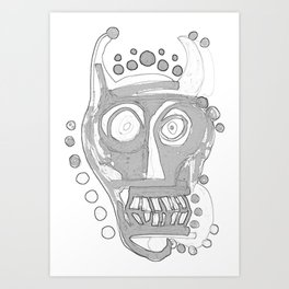 Inner Voice Art Print