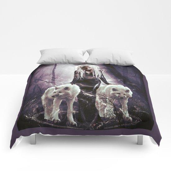 SheWolf Comforters