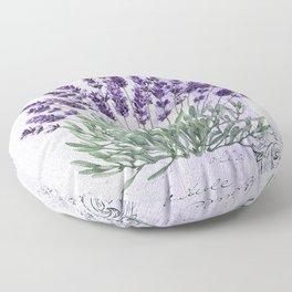 Lavender scent Floor Pillow