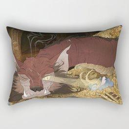 Hoarding Lessons Rectangular Pillow