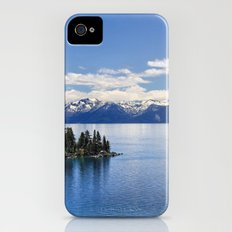 Lake Tahoe Slim Case iPhone (4, 4s)