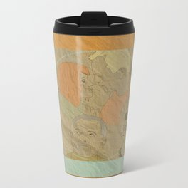 The Fifth Element Metal Travel Mug