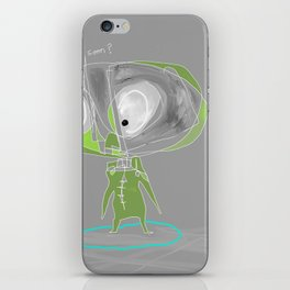 Soon iPhone Skin