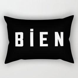 French New Wave - Bien Rectangular Pillow