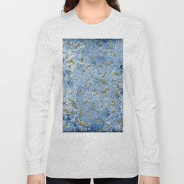 Gold sea II Long Sleeve T-shirt