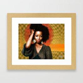 Funk Framed Art Print