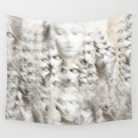 sleep Wall Tapestries featuring Sleep by GLR67