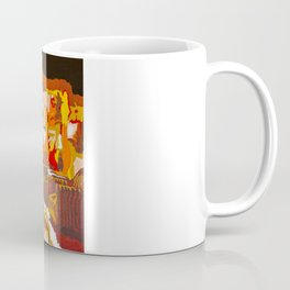 Slow Dancing in a Burning Room - John Mayer Coffee Mug
