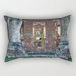 Barboursville Ruins No.1 Rectangular Pillow